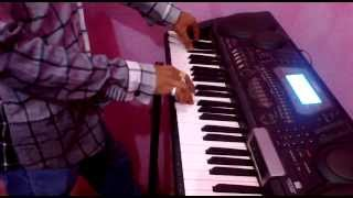 itni shakti hame dena daata- piano covered by kk the boss