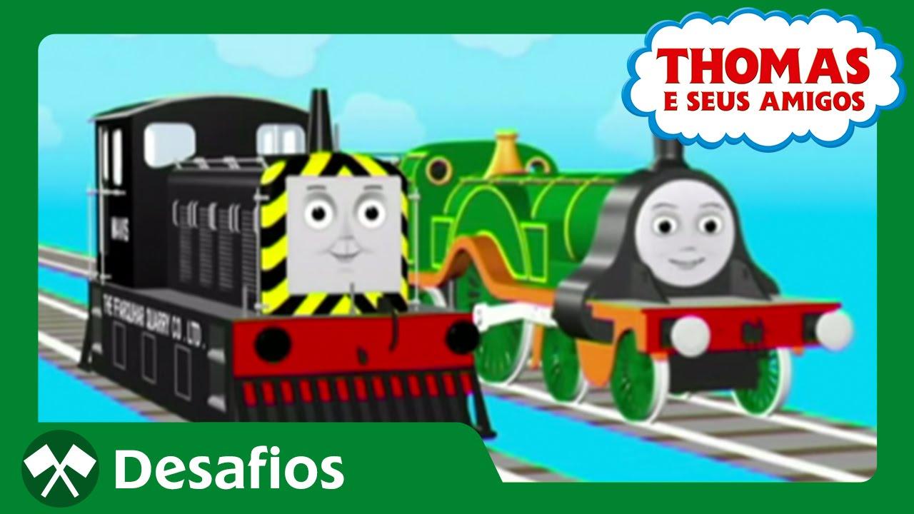 Thomas E Seus Amigos Ficando Parecida Com A Emily YouTube