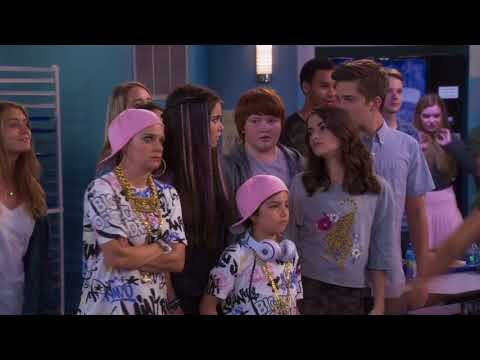 Fuller House S3E12 you got served Dance off!