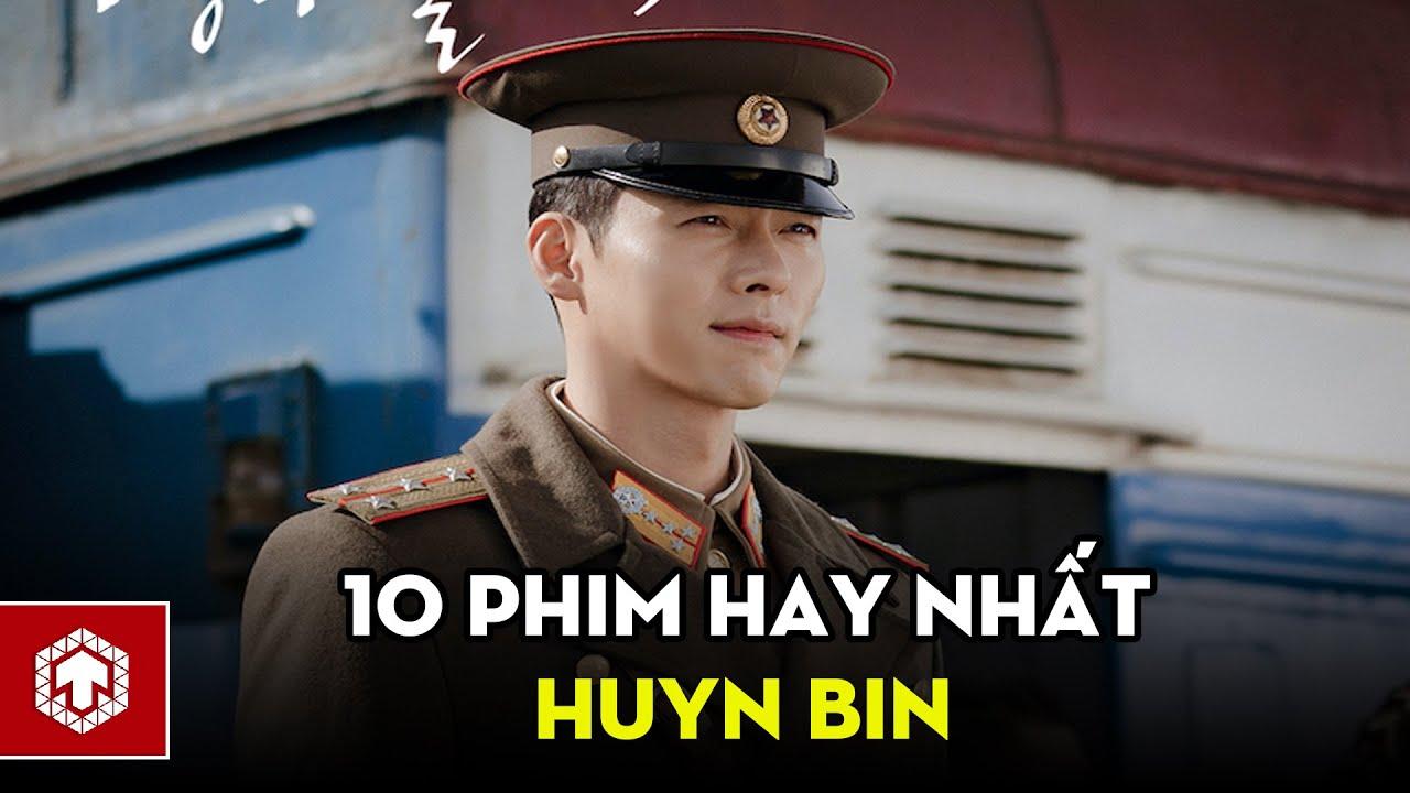 Top 10 Bộ Phim Hay Nhất Của Hyun Bin | Crash Landing On You - Hạ Cánh Nơi Anh | Ten Asia