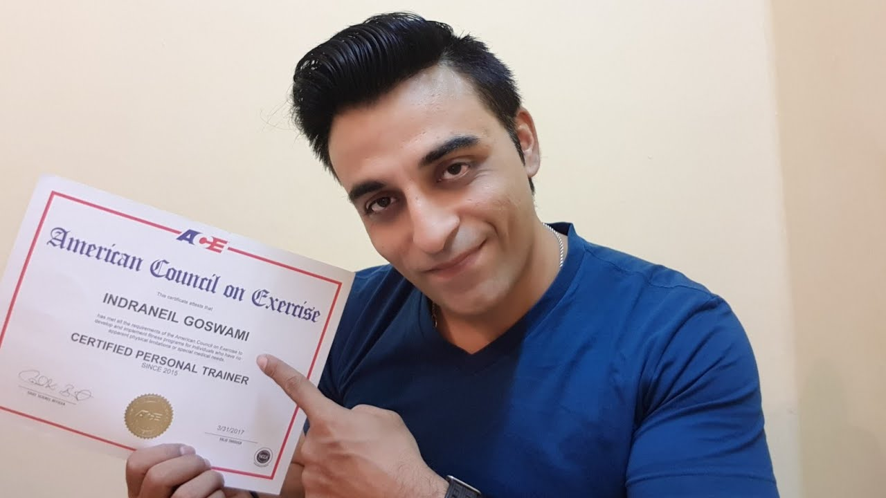How to pass ACE personal trainer exam.Tips and tricks. First Indian online - YouTube