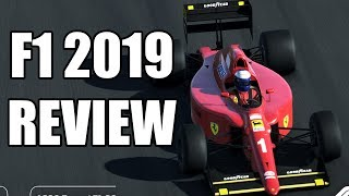 F1 2019 Review - The Best F1 Game of All Time (Video Game Video Review)