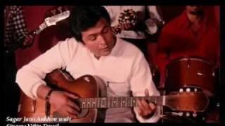 Sagar jaisi ankhon wali by Nitin & Iti