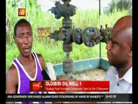 Download UNTOLD STORY OF NIGERIA'S OIL RICH OLOIBIRI