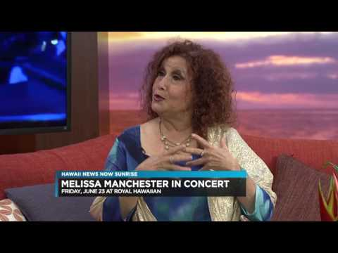 Melissa Manchester on Hawaii News Now Sunrise