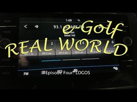 e-Golf Real World adding radio station LOGOS