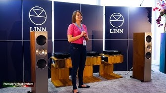 Linn NEW Selekt DSM HiFi Streamer LP12 Full Demo Katalyst Space Optimisation @ Munich High End 2019