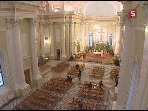 Церковь Святой Екатерины. Экскурсии по Петербургу. Утро на 5