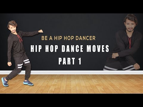 Hip Hop Dance Moves Part 1 ( Simple Dance Step ) Easy Tutorial Hindi | Vicky Patel Choreography
