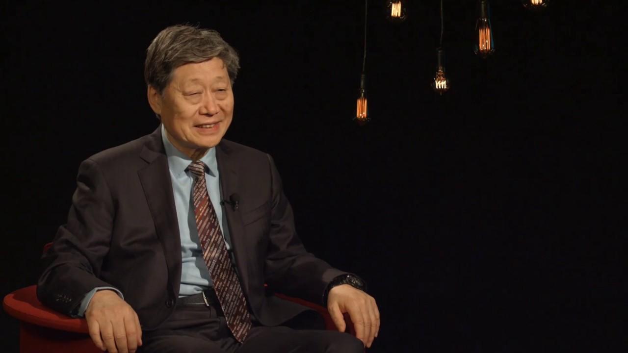 Haier CEO Zhang Ruimin discusses Rendanheyi with Professor ... Felipe Monteiro Insead Photos