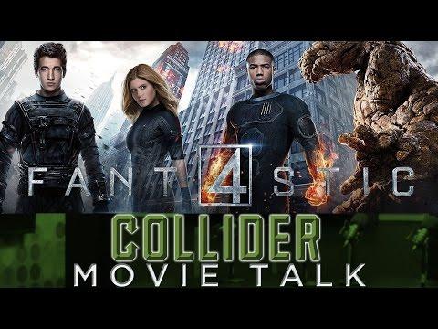 Collider Movie Talk - FANTASTIC FOUR Post Credit Scene Details, Idris Elba Joins STAR TREK BEYOND