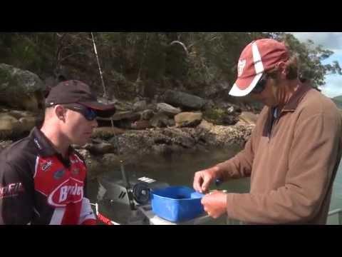 Fish & Hunt Hawkesbury River Squid & Jewfish Part 1