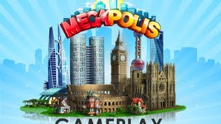 Megapolis Gameplay Android [FULL-HD]