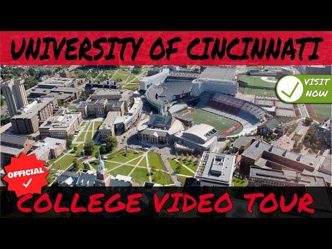 University of Cincinnati - Official College Video Tour