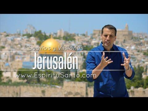 """""""El Idioma del Espiritu Santo"""" - Jerusalén - Episodio 8 - La Promesa Serie de TV"""
