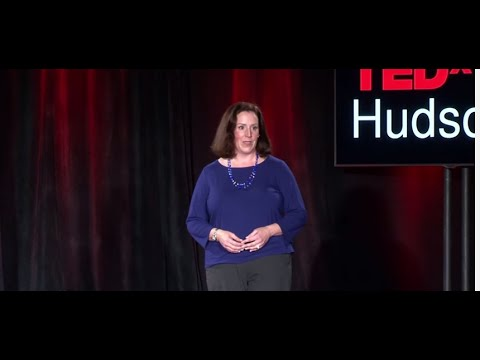 Leadership -- the difference between invisibility & anonymity | Pilar Ryan | TEDxHudson