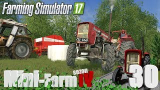 "Farming Simulator 17 Mini-Farm #30 - ""Sąsiad na dwóch kołach"""