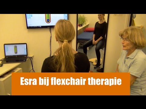 Esra doet flex chair therapie | PaardenpraatTV
