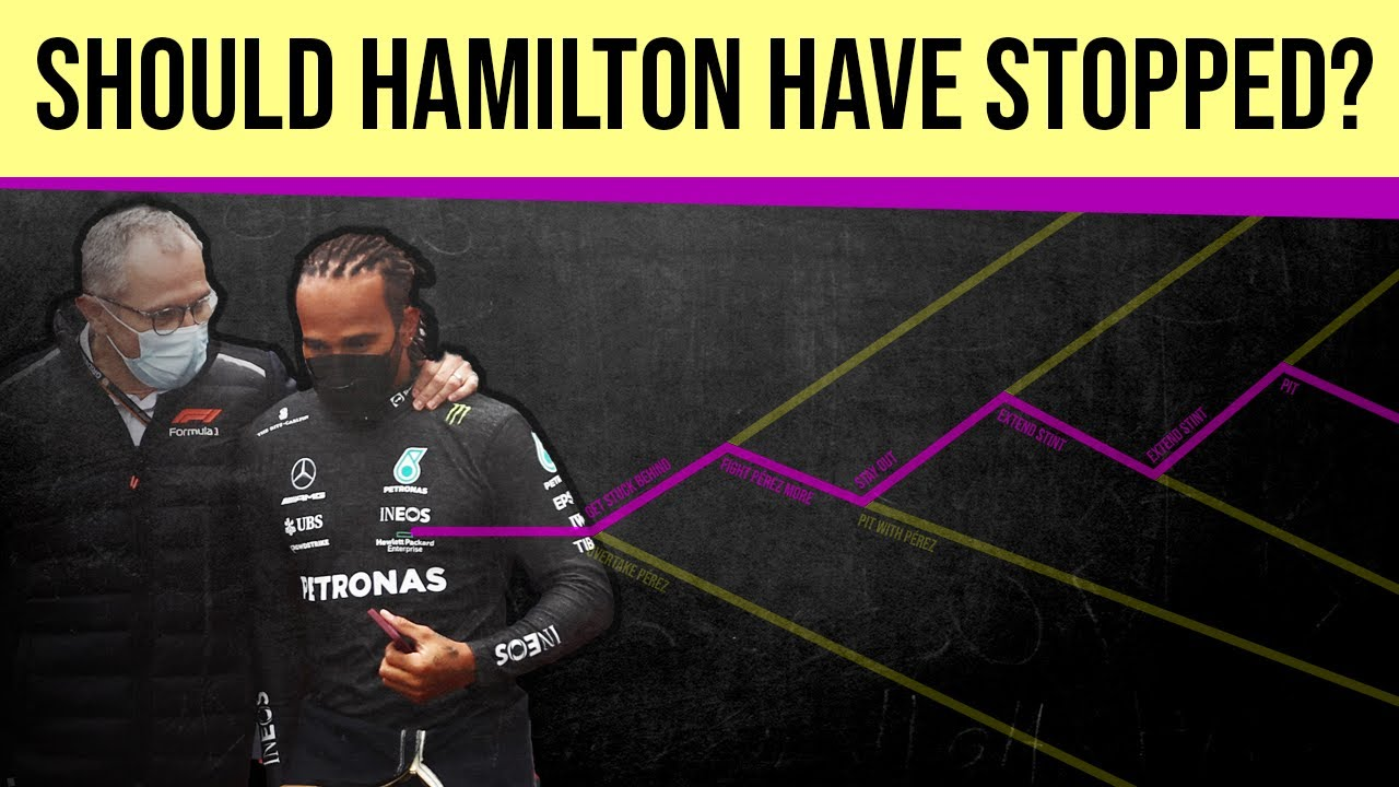 Did Mercedes and Hamilton screw up in Turkey?