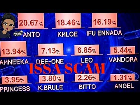 BBNAIJA 2018: Biggie lied | Why Anto got more votes than Khloe