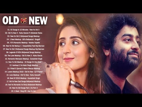 Old Vs New Bollywood Mashup Songs 2020 | Hindi New Songs 202