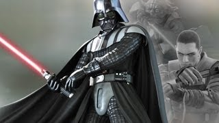 SoulCalibur IV Intro - Yoda, The Apprentice and Darth Vader *Star Wars* (HD)