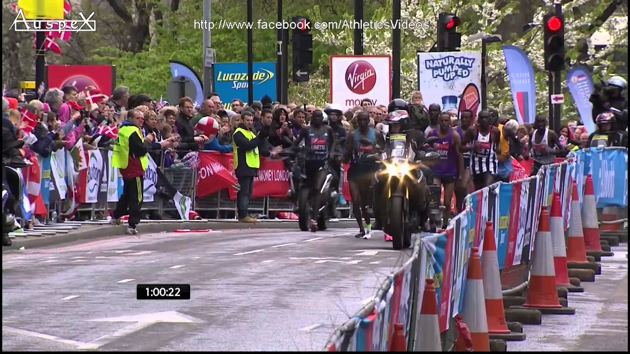 London marathon 2015 full race