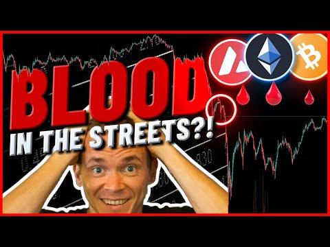 BITCOIn & ALTCOINS DUMP! – Crypto Market Volatility
