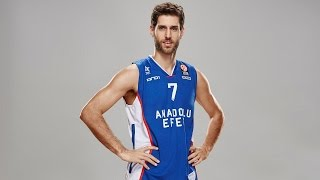 Stratos Perperoglou - Anadolu Efes On Air