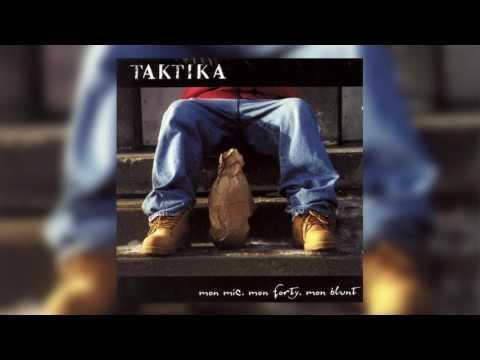 Taktika - Mon mic , mon forty , mon blunt Remix Ft. 2 Faces [Chanson Officielle]