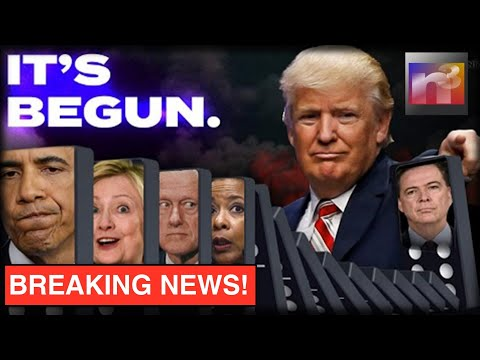 BREAKING: Trump WHITE HOUSE Makes DEVASTATING Announcement, Puts ALL Obama Crooks On NOTICE!!!