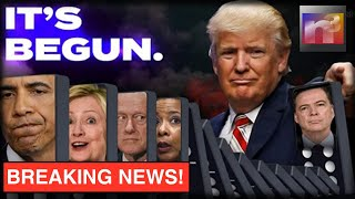 BREAKING Trump WHITE HOUSE Makes DEVASTATING Announcement, Puts ALL Obama Crooks On NOTICE