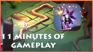 Apple Arcade :: The Enchanted World Gameplay on iOS