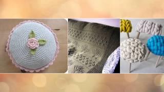 Рукоделие Вязание для всей семьи и для  дома