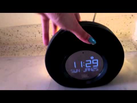 JBL Horizon Speakers Bluetooth Clock Radio Review