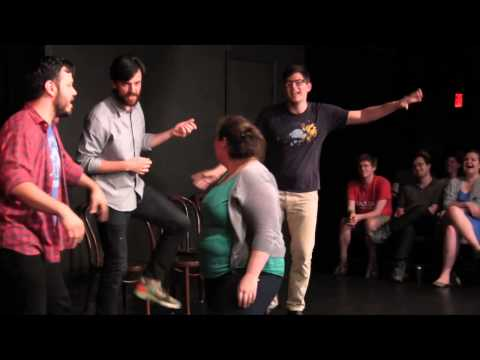 Bucky - UCB NY Cagematch - July 30, 2015