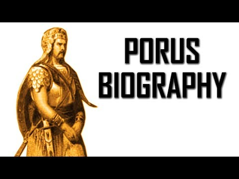 Porus Biography (Asli Baahubali) - YouTube