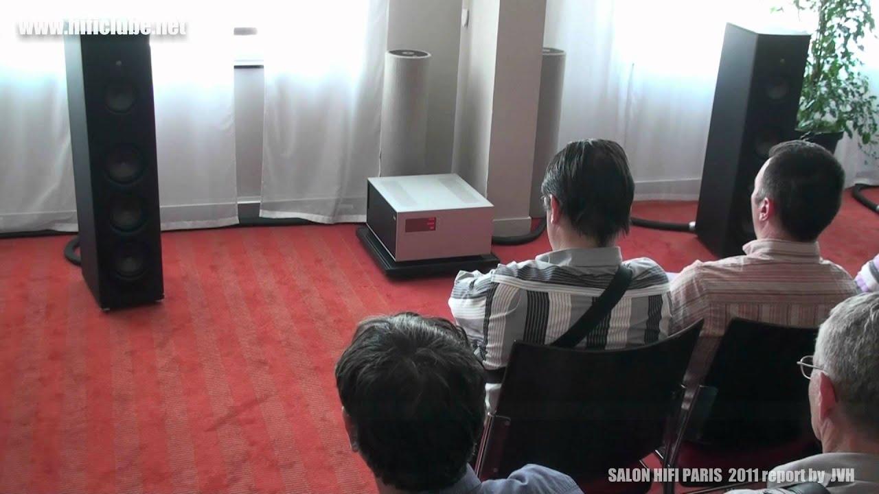 SALON HIFI 2011 PARIS _ MAGICO Q3 _ SOULUTION avi