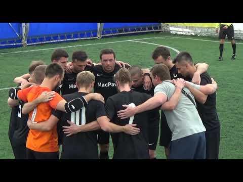 Огляд матчу   MacPaw 1 : 1 CRO United