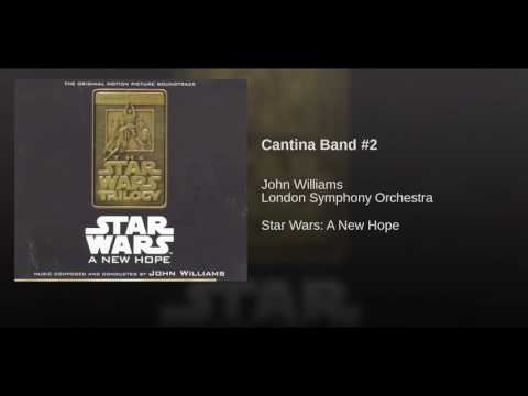 Star Wars   Episode IV׃ A New Hope Soundtrack 12 Cantina Band #2