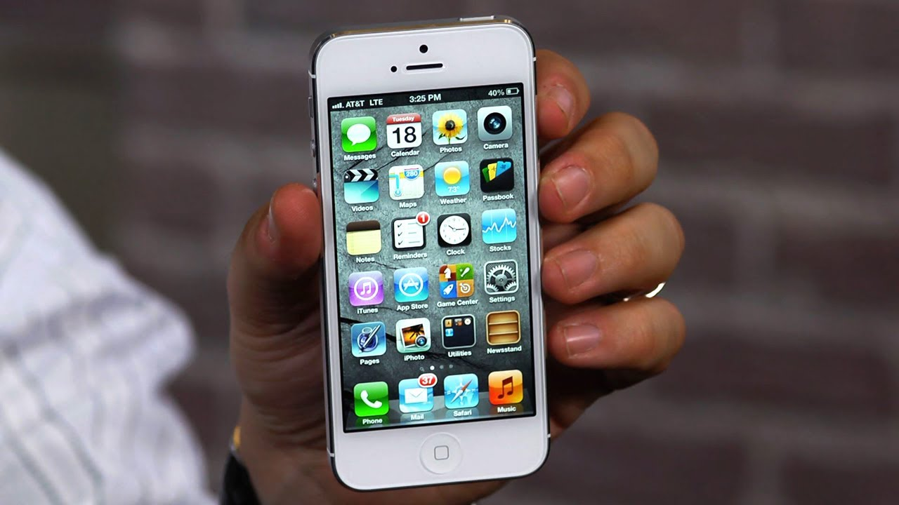 youtube wont play on iphone iphone 5 review from cnet 18273
