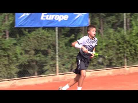 Reggio C.: semifinali Tennis Europe Junior Master