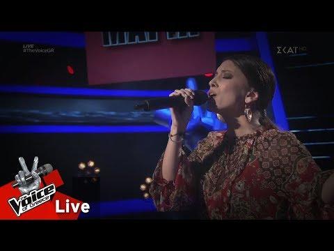 Μαρία Ιερωνυμάκη - Στο ΄πα και στο ξαναλέω  2o   The Voice of Greece