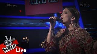 Μαρία Ιερωνυμάκη - Στο ΄πα και στο ξαναλέω | 2o Live | The Voice of Greece