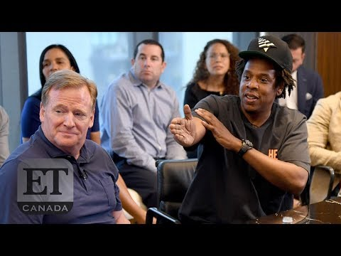 Adrian Long - Some are saying Jay-Z Working With The NFL Is A Public Mistake!