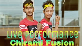 Chirmi Fusion song On dance Choreography By Pranav Dixit ft.  Ishu raj singh