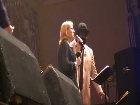 Gregory Porter and Clare Teal live in Leeds [30.10.12]