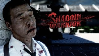 Shadow Warrior Special Edition Gameplay(PC)