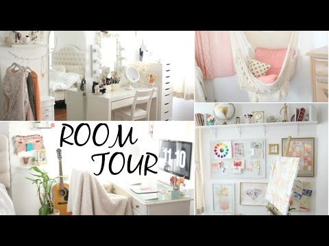 MY ROOM TOUR!! | Meg Angela