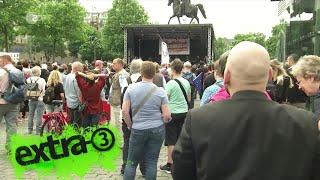 """Christian Ehring zur Anti-Terrorismus-Demo """"Nicht mit uns"""" in Köln"""